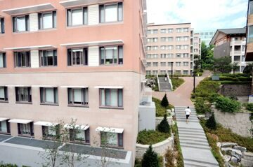 Kookmin University_On-campus Dormitory_Building
